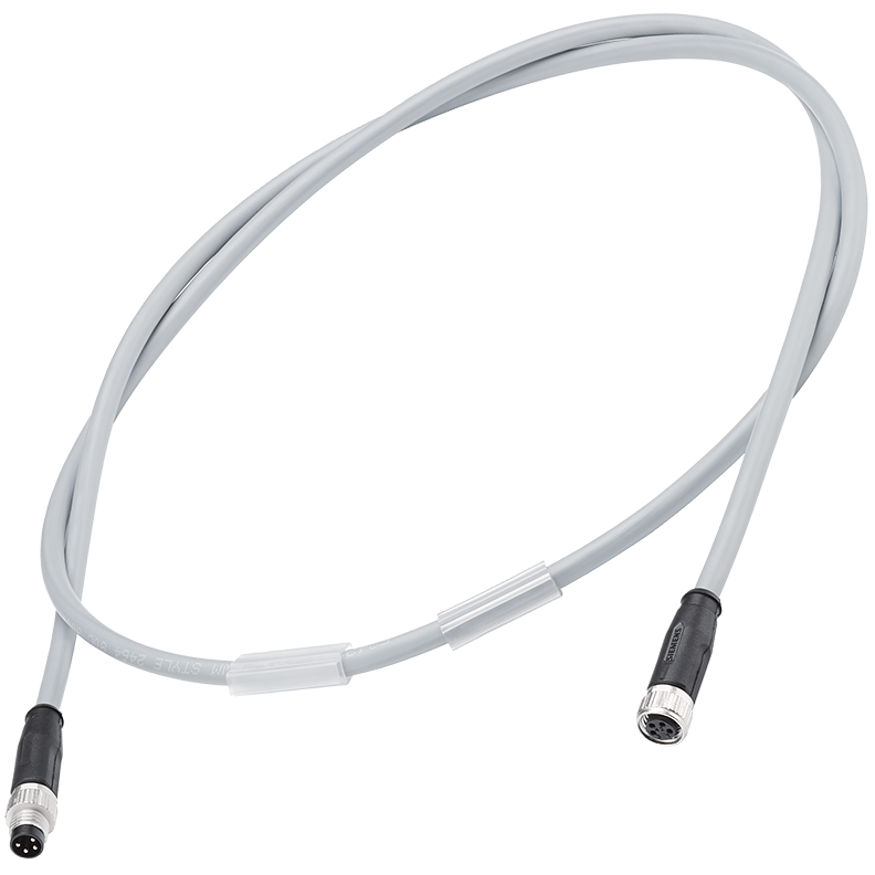 SIA 6ES71942LH031AA0 POWER CABLE M8 0.3M