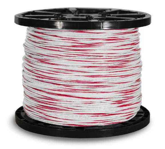509484_THHN_12str_2500ft_white_w_Red_Stripe