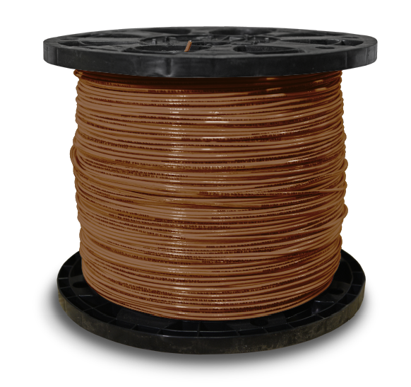 316233_THHN_12awg_2500ft_Brown