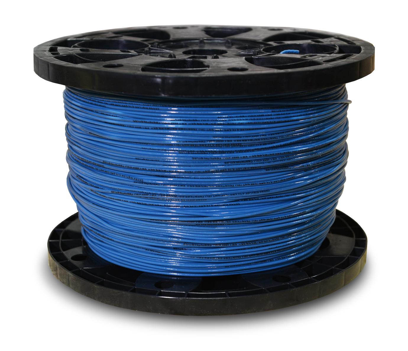 39596_THHN_14awg_2500ft_Blue