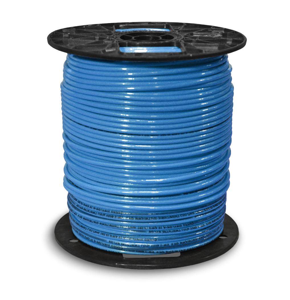 39638_THHN_10awg_500ft_Blue