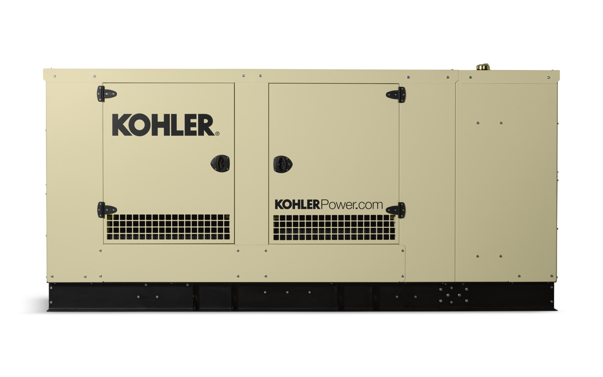 Kohler KG80 Dual Fuel Industrial Gaseous 80-kW Generator