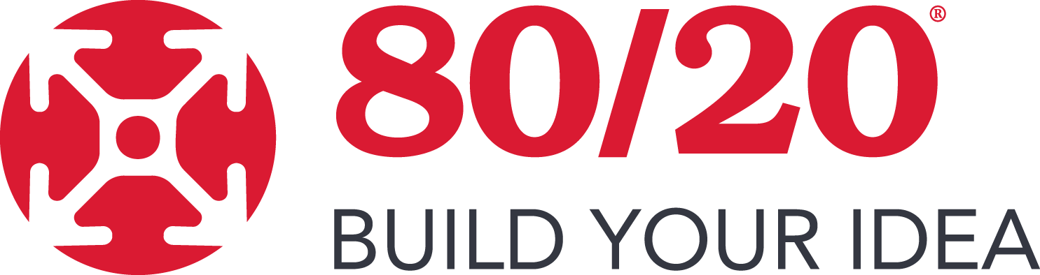 80-20 Logo Logo