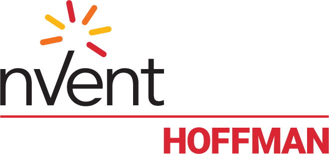 NVent by Hoffman Logo