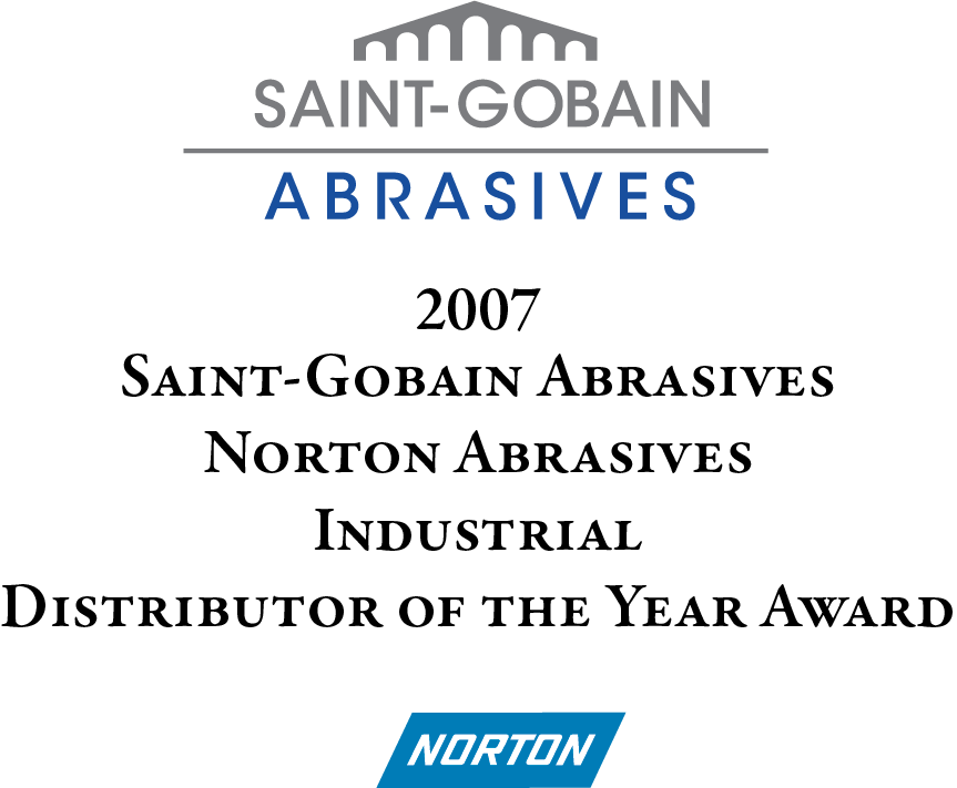 Saint-Gobain Abrasives Award Logo