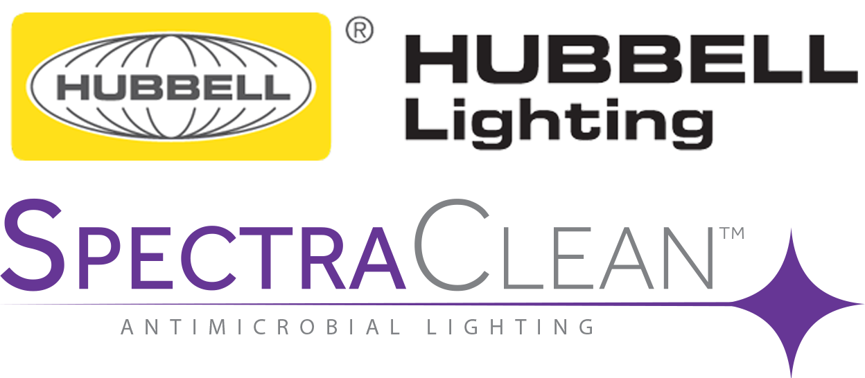 Hubbell Lighting SpectraClean Logo