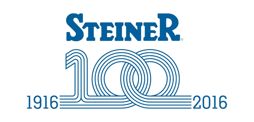 Steiner Centennial Logo