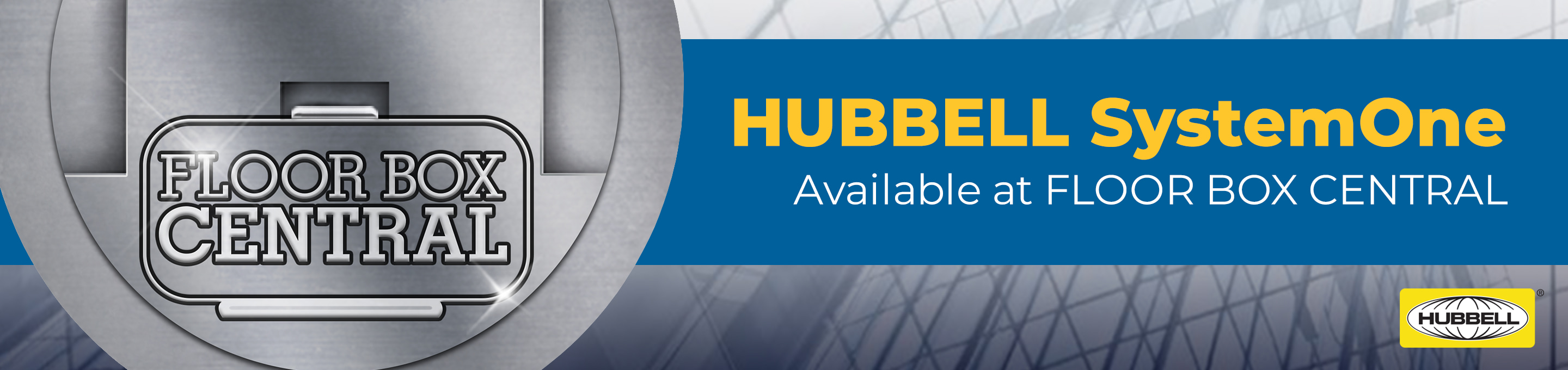 Floor Box Central- the largest inventory of Hubbell Floor boxes in the midwest
