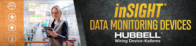 Hubbell inSIGHT Data Monitoring