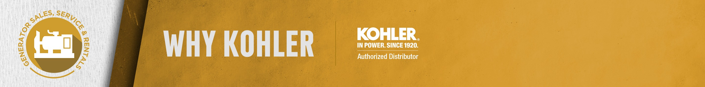 Why Kohler