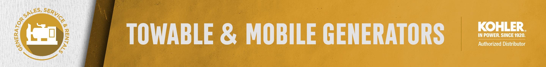 Towable & Mobile Generators