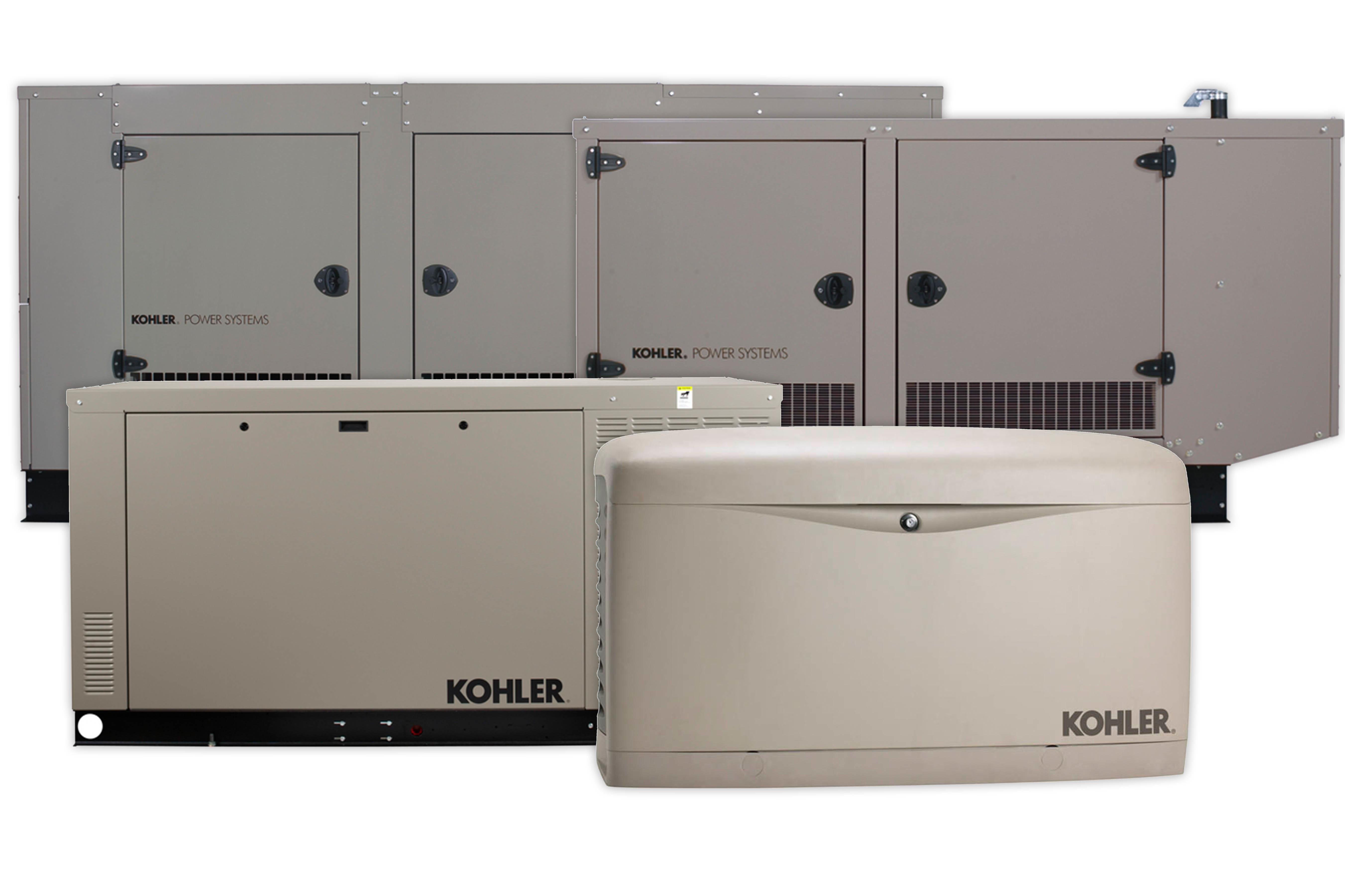Kohler home standby generators