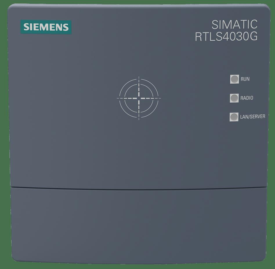 Siemens SIMATIC RTLS Gateway