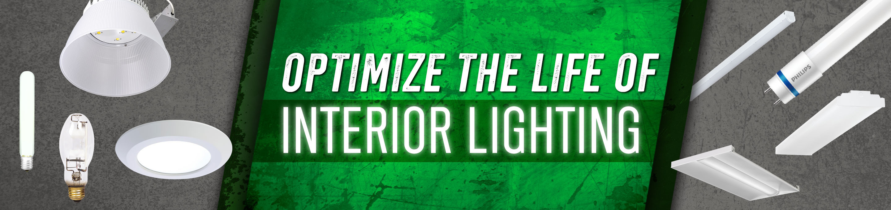 Optimize the Life of Interior Lighting