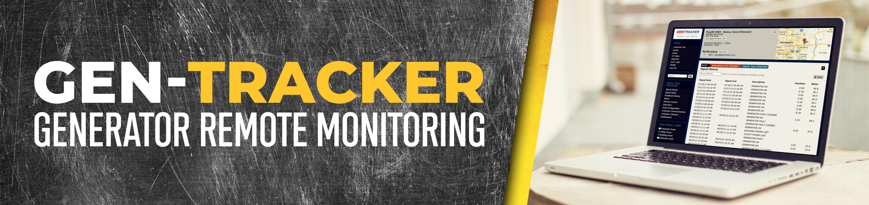 Gen-Tracker™ Generator Remote Monitoring System