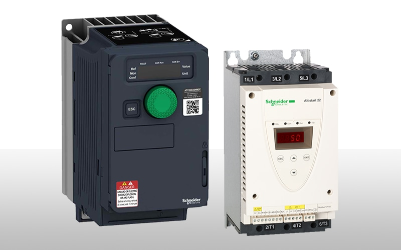 AC Drives and Soft Starters
