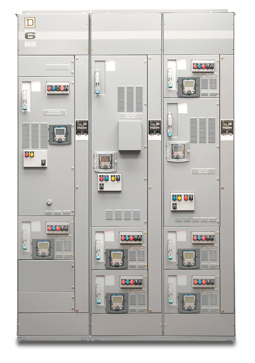 Power Distribution and Controls
