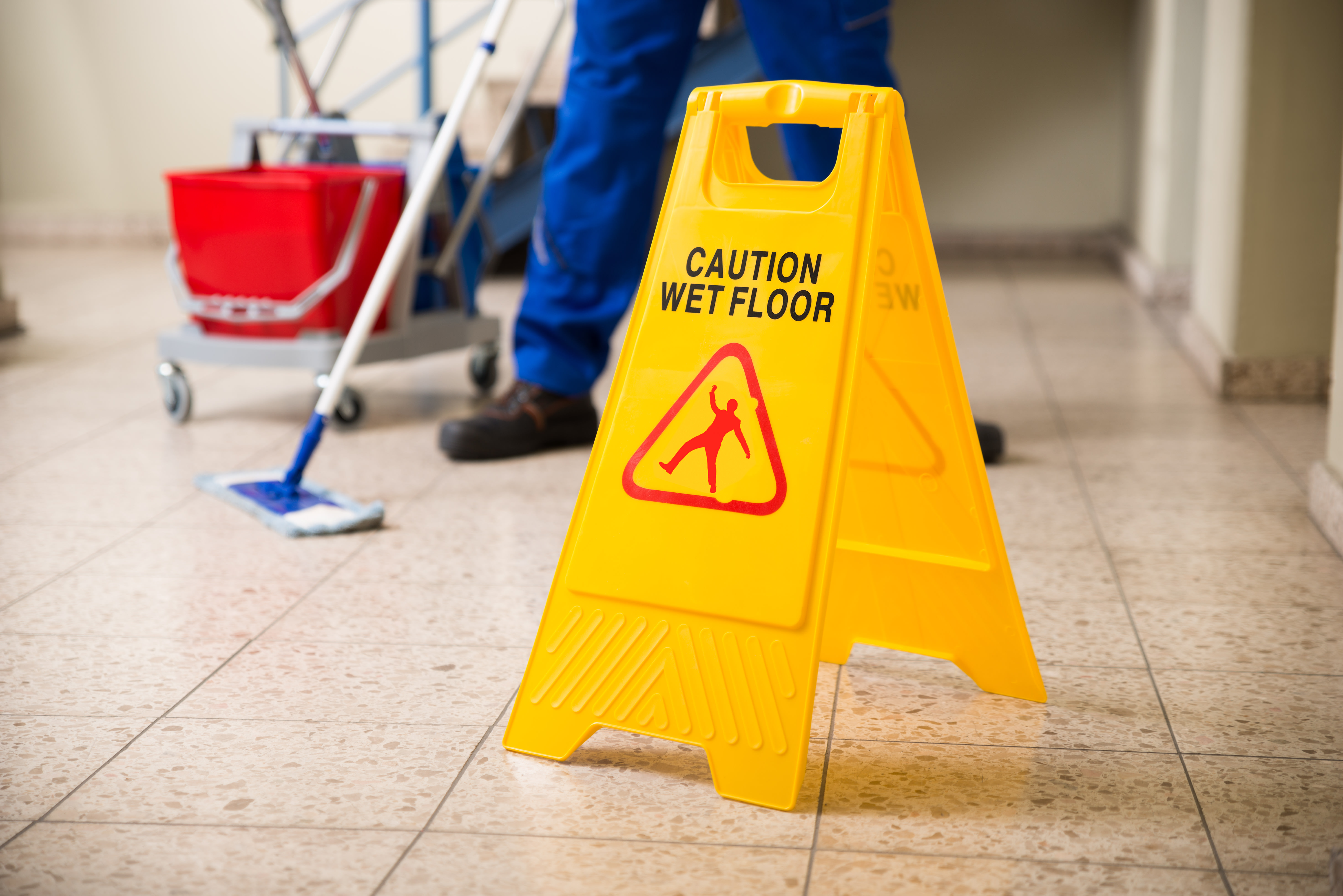 Safety and Janitorial Supplies