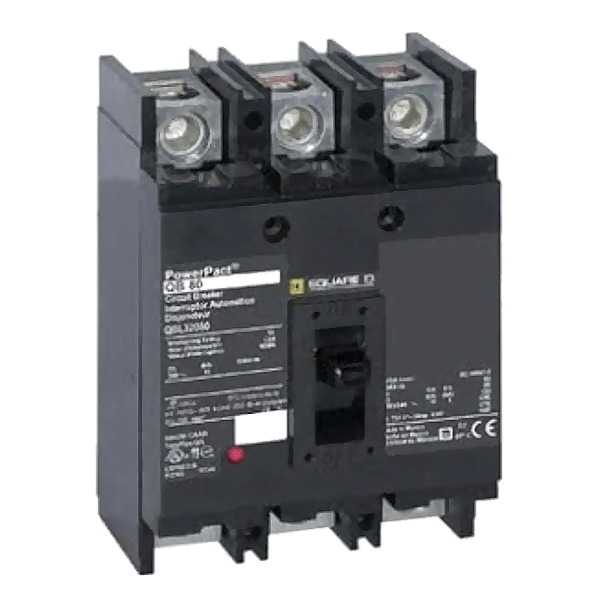 Square D Circuit Breakers 10A to 1200A