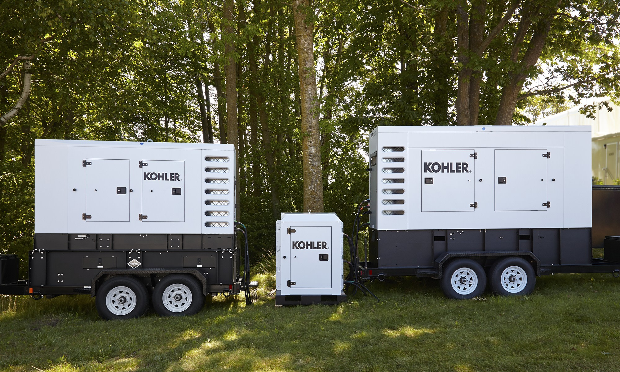 Industrial Generators | Kohler Authorized Distributor