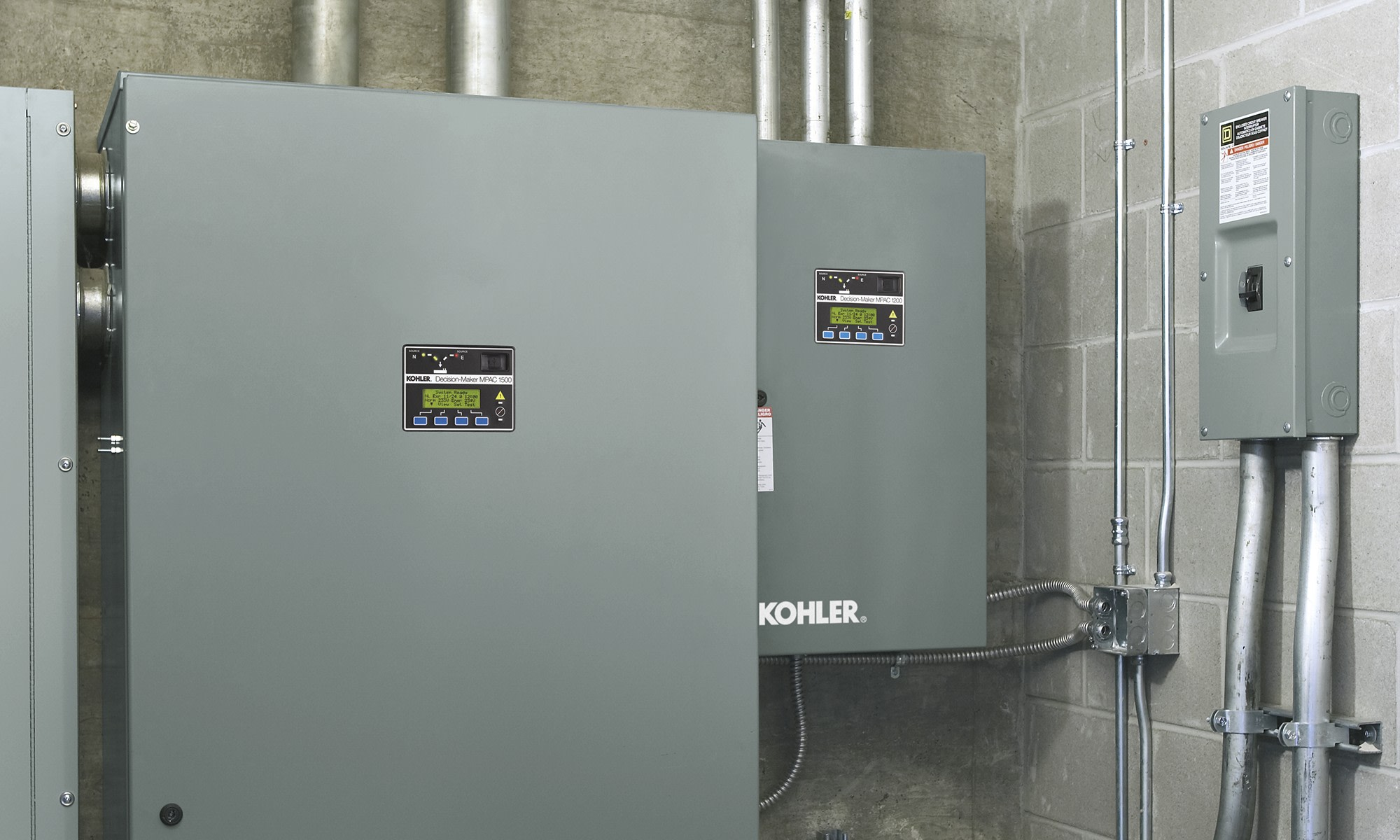 Kohler Automatic Transfer Switches