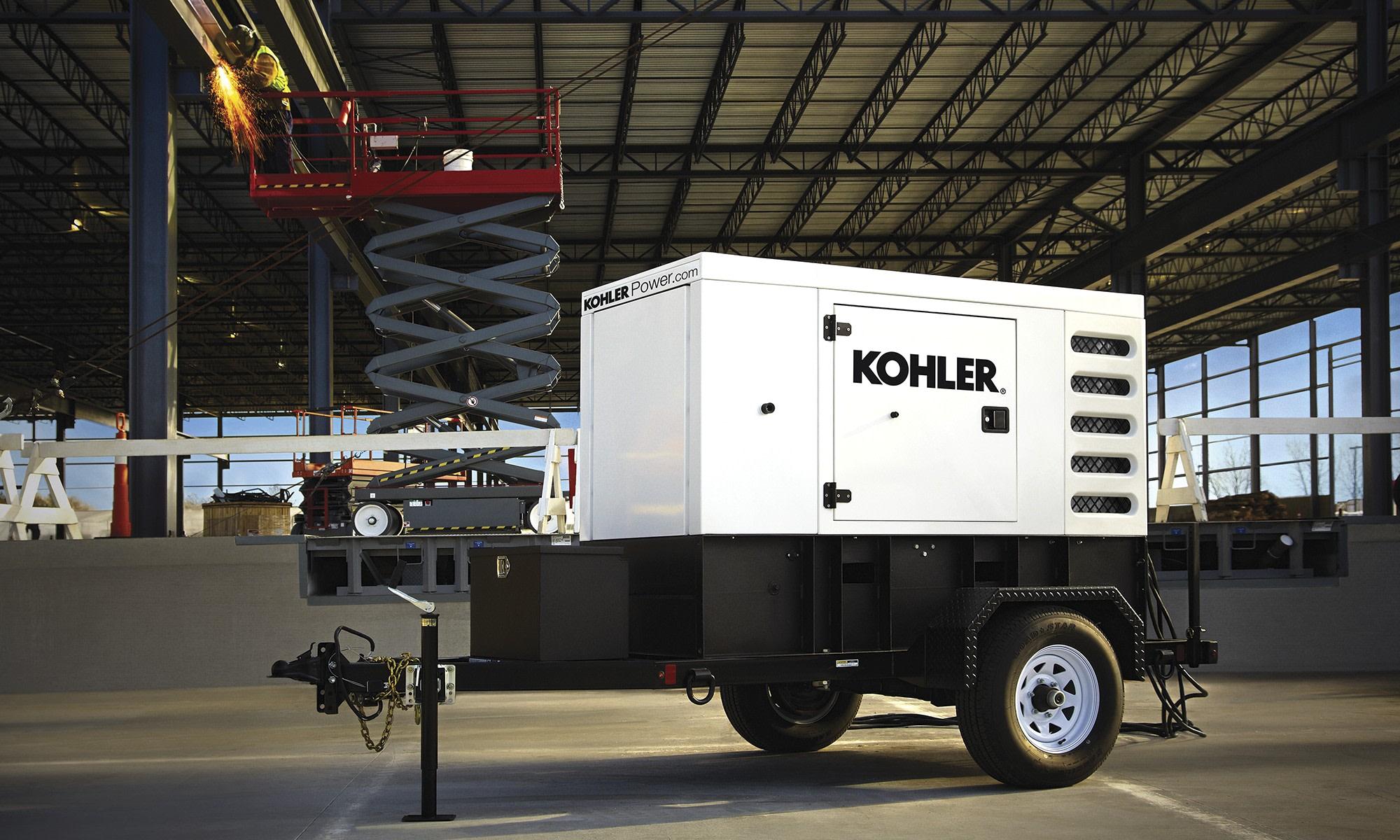 Kohler Mobile and Towable Generators