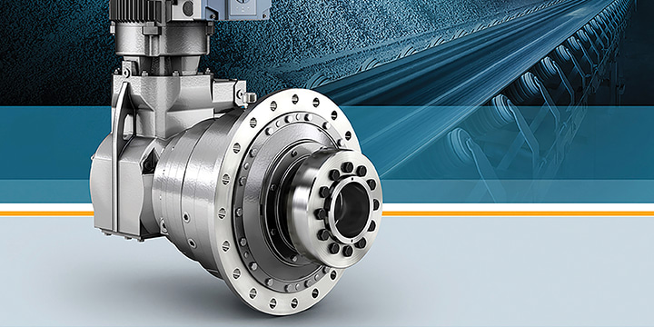 High-Efficiency Geared Motors Tile