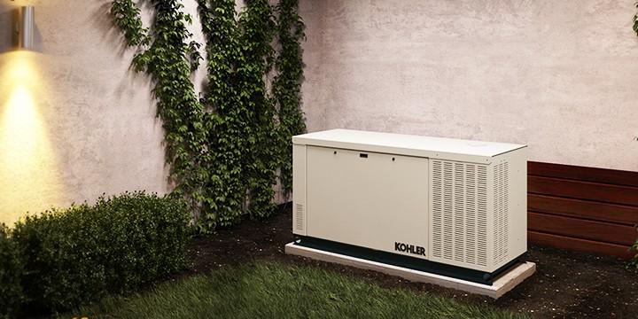 Kohler Residential Generators Tile