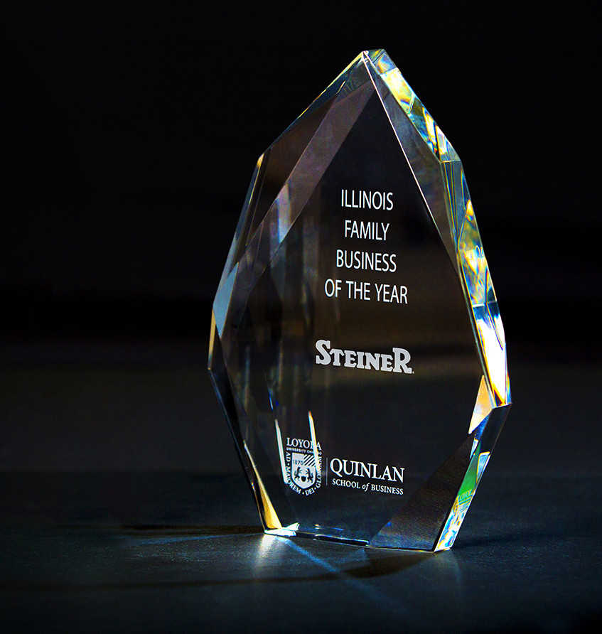 Quinlan School of Business Large Family Business of the Year Award