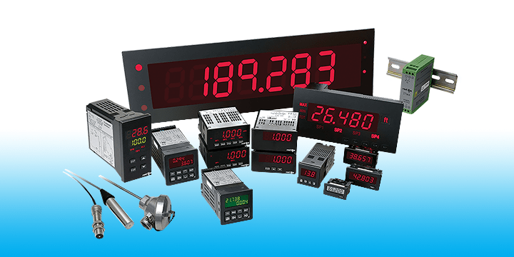 Panel Meters & Displays Tile