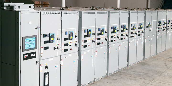 Switchgear & ATS Tile
