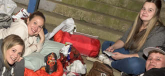 Sleep Out Event to be Biggest Yet