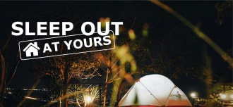 Sleep Out for Young People Facing Homelessness