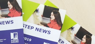 Step by Step Autumn/Winter Newsletter Out Now