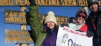 Mount Kilimanjaro - 19th - 28th October 2018