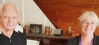 Laurence's Story: Supported Lodgings Host