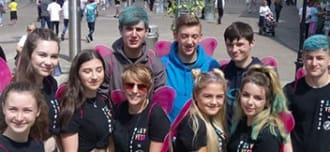 NCS Groups Support Step by Step