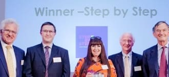 Step by Step Scoop National Charity Governance Award