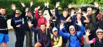 Five, Six or Nine Peaks Challenge - Various Dates