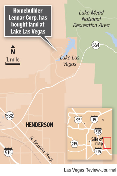 Lennar Lake Las Vegas