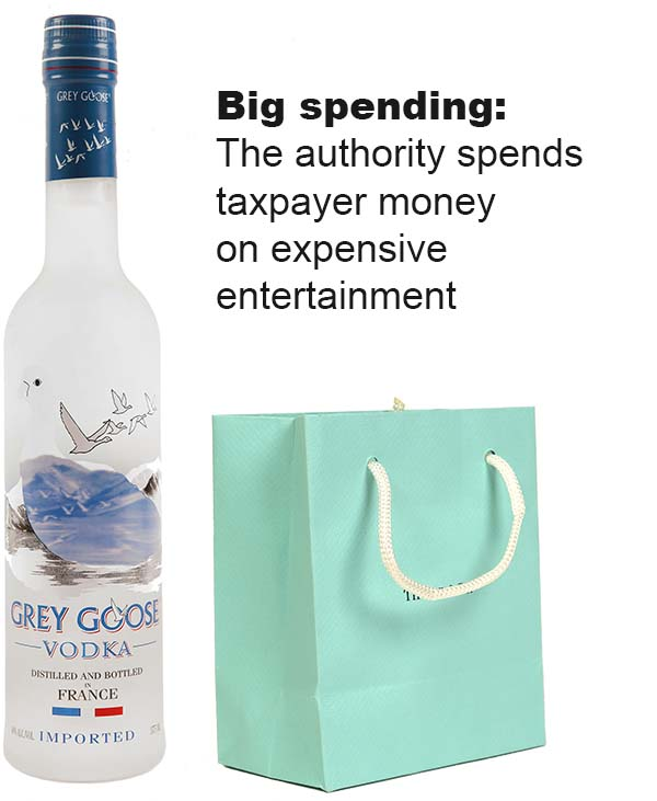 greygoose tiffany (Las Vegas Review-Journal)
