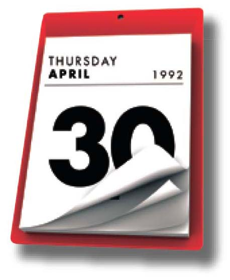 calendar graphic april 30