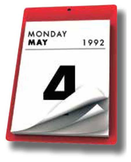 calendar graphic may 4