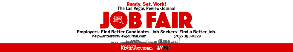 Job Fairs  Las Vegas ReviewJournal
