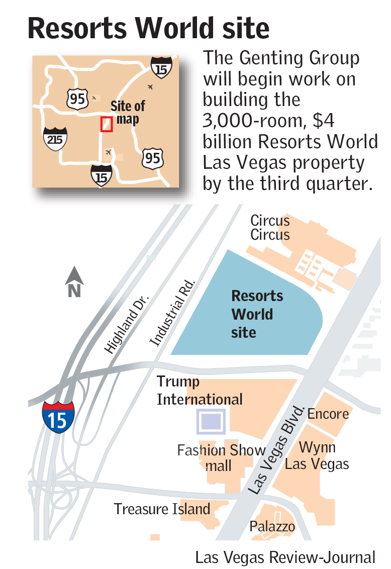 Resorts World (Las Vegas Review-Journal)