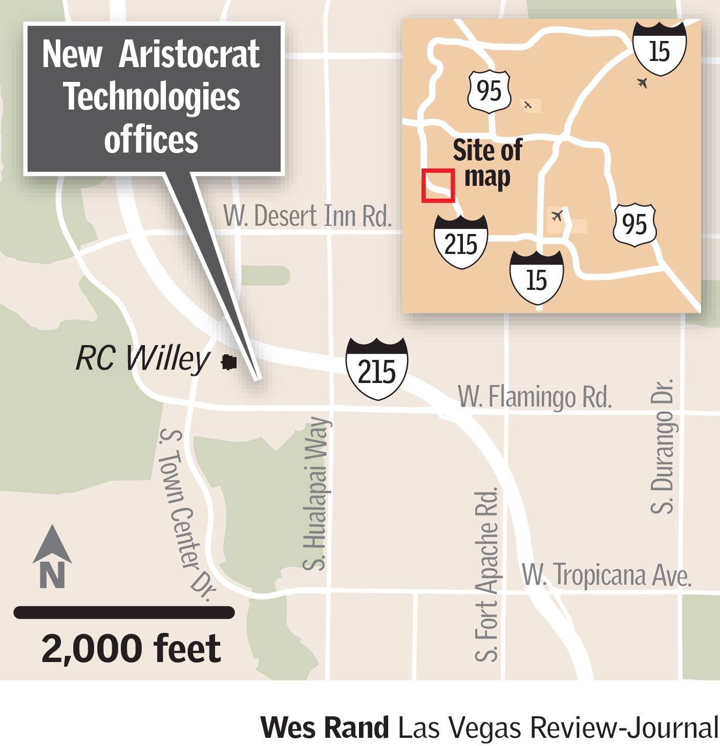 aristocrat (Las Vegas Review-Journal)