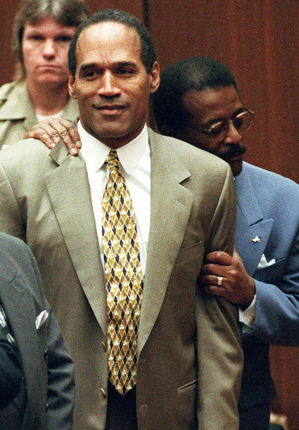 O.J. Simpson Cochrane Nicole acquitted