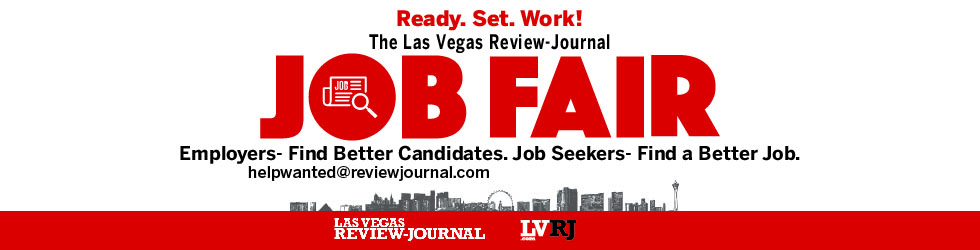 Jobs  Las Vegas ReviewJournal