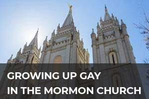 Growing up gay in the mormon church Las Vegas Review-Journal