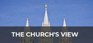 mormon church the church's view Las Vegas Review-Journal